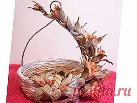 (+1) тема - Очень красивые цветы из бумаги. Автор interjer-fresh (Olivka-f) | СДЕЛАЙ САМ!