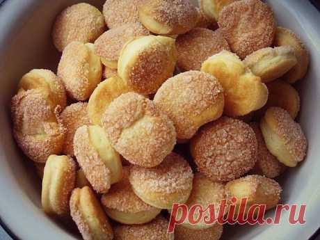 Очень быстрое печенье-тесто без сахара и яиц - Простые рецепты Овкусе.ру