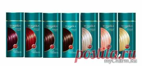 Оттеночные средства для седых волос: Группа Прически и уход за волосами