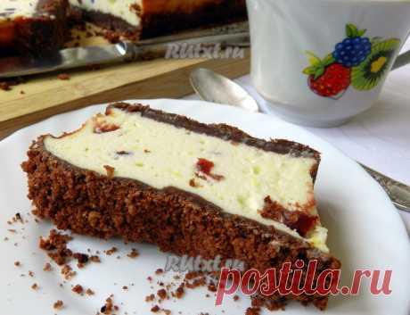 Recipe of the Lviv cheesecake.