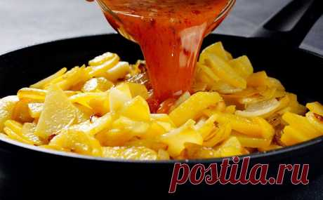 Простая картошка развернулась в меню на весь стол: готовим разом 3 новых блюда