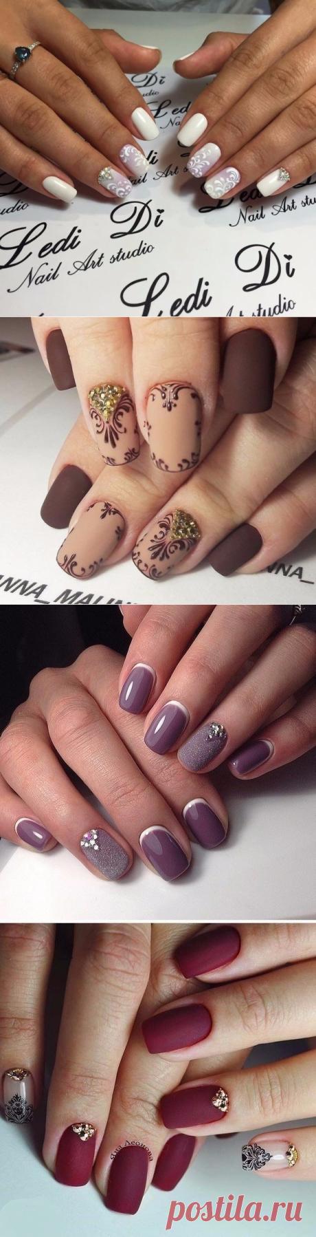 ¡Las ideas hermosas de la manicura! — es a la moda \/ Nemodno