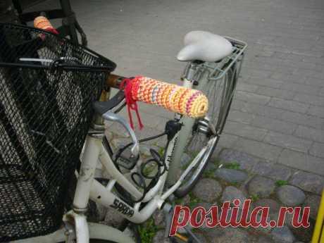 Велосипедная деталь