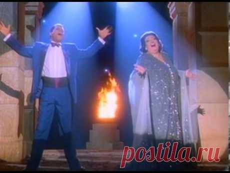 Freddie Mercury & Montserrat Caballé - Barcelona (Original David Mallet Video 1987 Remastered)