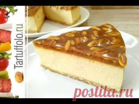 Caramel cake without pastries! Caramel cake without baking!