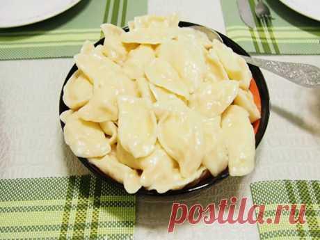 Вареники с картошкой — пошаговые рецепты — Фактор Вкуса