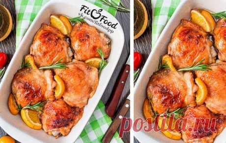Курица в апельсинах. Потрясающе вкусное сочетание!   Апельсин - 3 шт.  Чеснок - 3 зуб.  Курица - 1,6 кг.  Показать полностью…