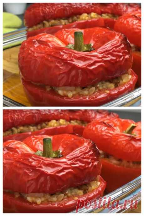 Фаршированный болгарский перец по-новому - all Я много видела рецептов фаршированного перца и как только его не готовила. Перец в моей семье просто обожают и совсем […]