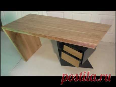 How to make a table.