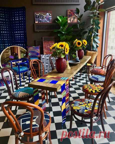 Африканский стиль в интерьере: экзотический дизайн вашего дома