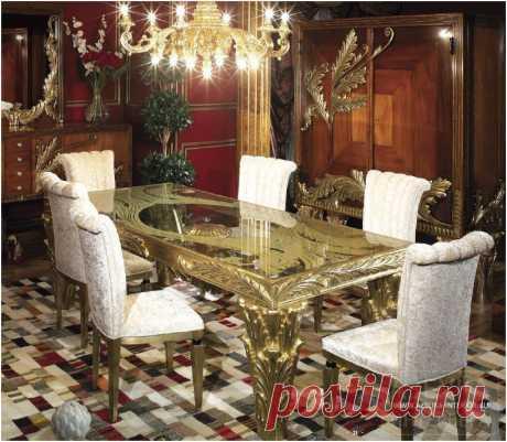 Стол Miro Asnaghi interiors — купить по цене фабрики у официального поставщика в Москве