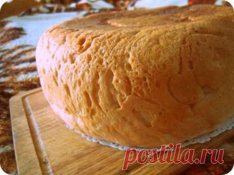 Вкуснейший белый хлебушек с чесночком в мультиварке