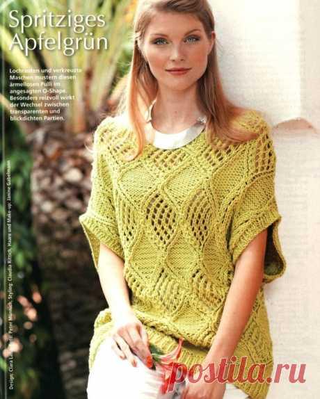 А вы уже нашли свой стильный джемпер? | Asha. Вязание и дизайн.🌶 | Яндекс Дзен