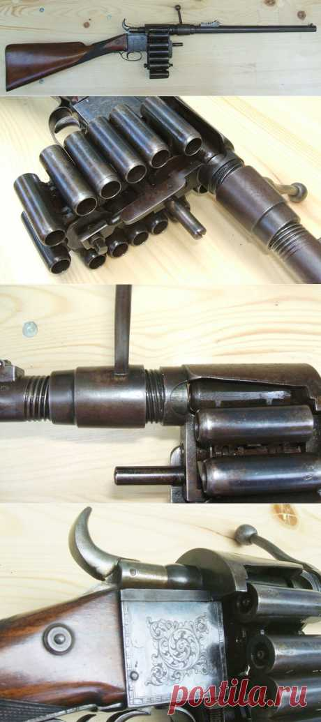 «Цепное ружье» Treeby Chain Gun (Великобритания) | Все об оружии