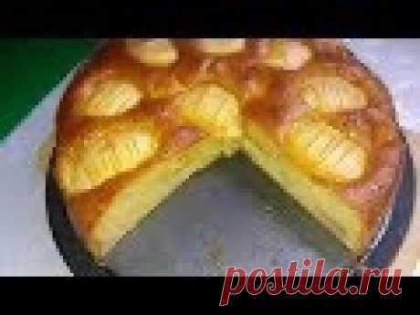 Яблочный пирог.Шарлотка!