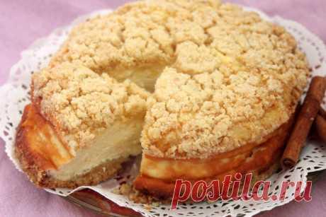Королевская ватрушка с творогом - рецепт - Дом Десертов
