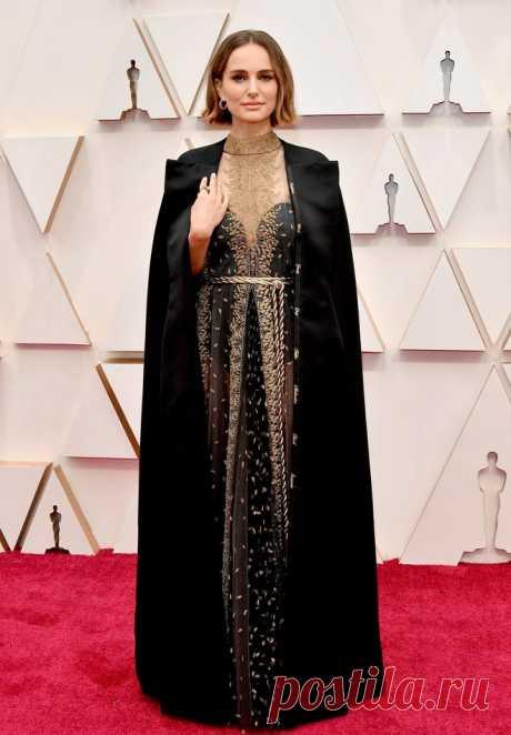 12 лучших платьев «Оскара-2020»
