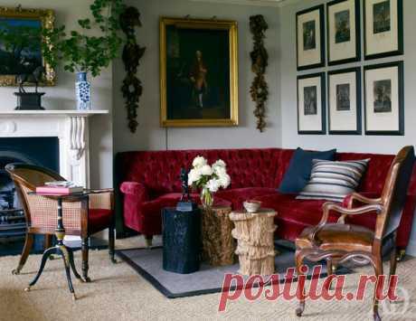 Идеи оформления гостиной на фото: дизайнерские интерьеры в разных стилях   Admagazine   Практикум   AD Magazine