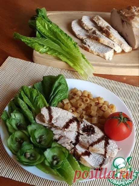 Филе индейки в мультиварке - кулинарный рецепт