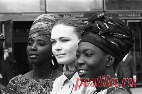 Советские женщины, какими их не публиковали газеты • НОВОСТИ В ФОТОГРАФИЯХ