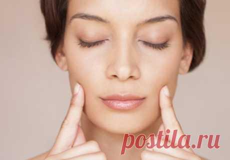 Как остановить старение кожи с помощью простой йоги для лица - Plastika.guru