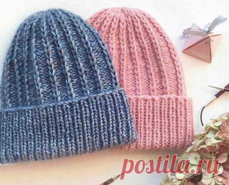 3 модные шапки, которые вы легко сможете связать сами (с описанием) | Идеи рукоделия | Яндекс Дзен
