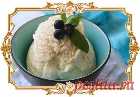 Мороженое Банановый рай (рецепт для детей и не только)  Ингредиенты: Банан 3 шт. Молоко 120 мл. Показать полностью…