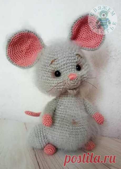 «Чудо-мышка крючком! разное Постила» — карточка пользователя Larssi в Яндекс.Коллекциях