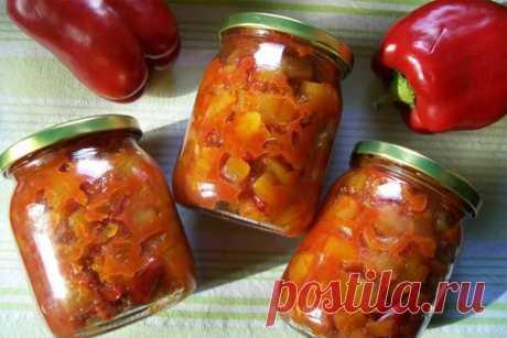 Кисло-сладкий соус из кабачков на зиму | Эфария