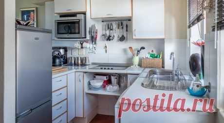 10 идей для хранения на крохотной кухне, которые очень легко воплотить | ИДЕИ ВАШЕГО ДОМА | Яндекс Дзен