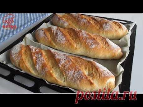 После этого рецепта вы больше не будете покупать хлеб, вы будете его делать самостоятельно дома.