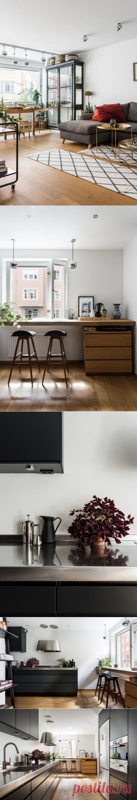 Квартира 85 кв.м. - Дизайн интерьеров | Идеи вашего дома | Lodgers