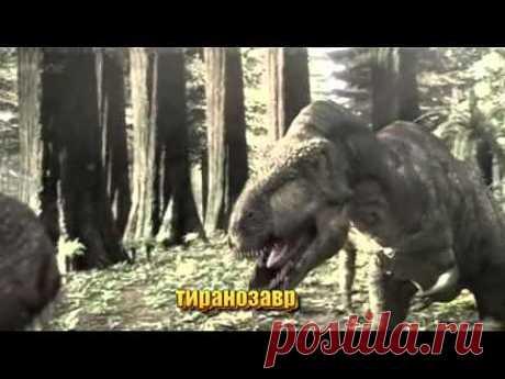 Динозавры - YouTube