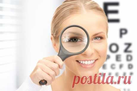 Как делать эффективную зарядку для глаз — Полезные советы