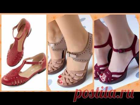 Latest footwear summer collection 2019 ladies footwear stylish and comfortable sandles shoes designs