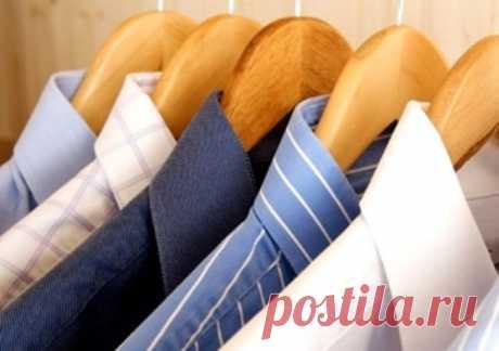 Как стирать рубашки в стиральной машине: режимы, средства, сушка