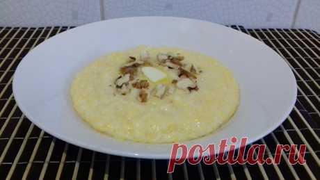 Ненавидела кукурузную кашу, пока не попробовала рецепт свекрови   PripravaClub - кулинарный канал   Яндекс Дзен