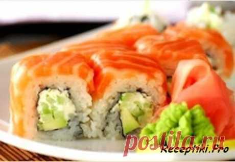 Японская кухня - Суши-роллы - быстро, вкусно и просто