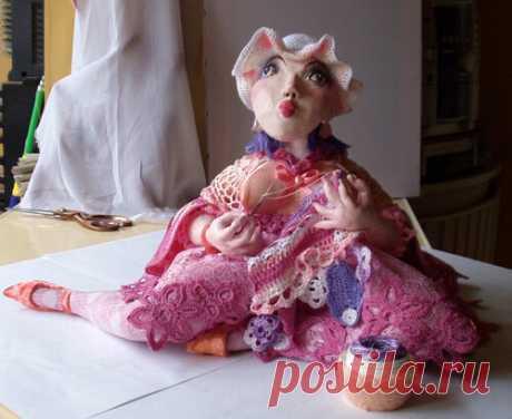 Как я делаю куклу. - Мастер классы и пособия - Обучение - Каталог статей - Elle Platz и ее сказки.