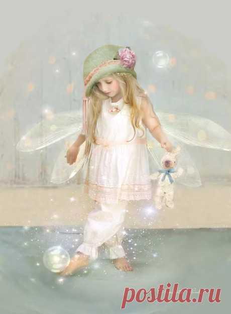 Charlotte Bird Fairy