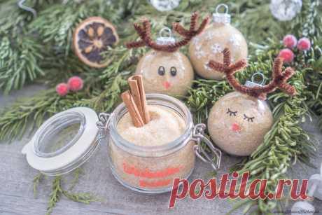 Weihnachtszucker selber machen - Schnin's Kitchen Weihnachtszucker selber machen - ein leckeres Rezept für Zucker mit Vanille und feinen Weihnachtsgewürzen als Geschenk aus der Küche   www.schninskitchen.de