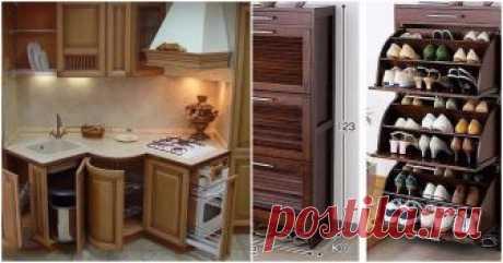 Гениальные дизайнерские идеи, которые сделают ваш дом уникальным ...