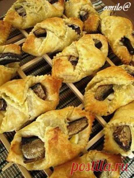 Прибалтийские пирожки : Закуски и бутерброды