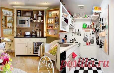 Что делать, если на кухне негде развернуться — Мой дом