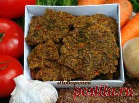 Сыроедческие хлебцы: подборка рецептов