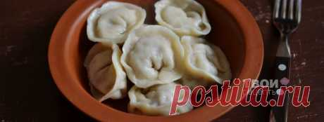 Сибирские пельмени - вкусный рецепт с пошаговым фото