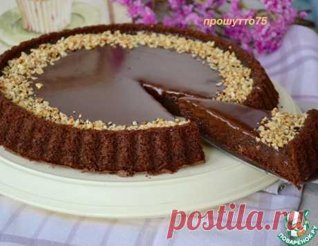 """Шоколадный торт """"Джандуйя"""" – кулинарный рецепт"""