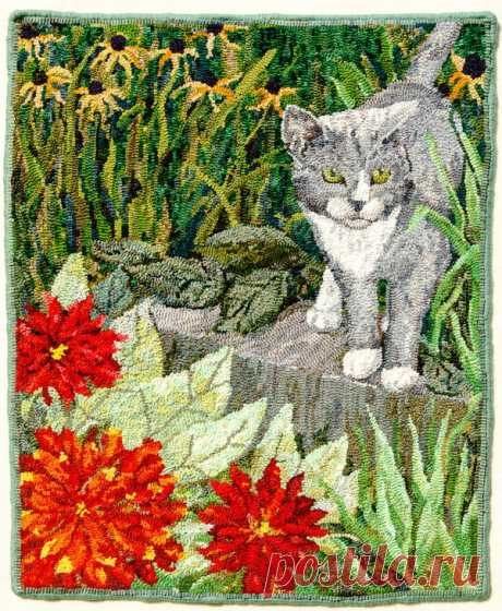 Rug Hooking Magazine - Traditional Rug Hooking Patterns, Primitive Rugs, Inspiration and More