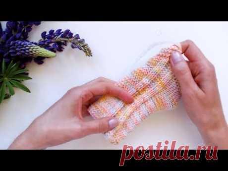 МЭДЖИК ЛУП | Как не связать свитер на размер меньше! 🔥