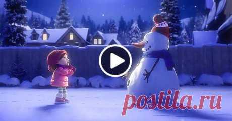 Чудесный новогодний мультфильм о настоящей дружбе — Story